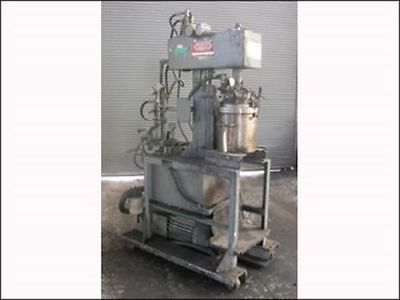 Vh550-15-2007 Myers Dual Shaft Vacuum Mixer - Stainless Steel High Speed