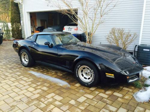 1981 corvette ebay. Black Bedroom Furniture Sets. Home Design Ideas