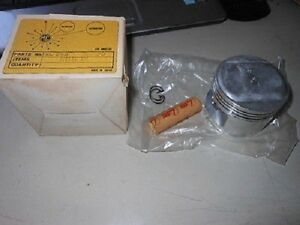 NOS Honda XL250 Motosport 1972-1975 Big Bore Piston 3.00 mm Oversize