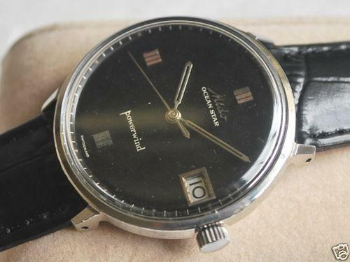 mens vintage watches