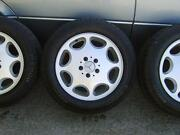 Mercedes 8 Hole Alloys