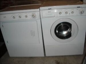 Dryer and I gove you the washing machine for free