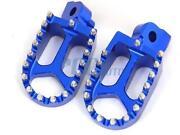 YZ450F Foot Pegs