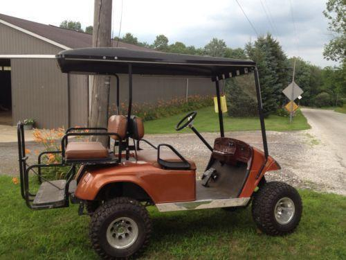 Used Golf Cart Parts