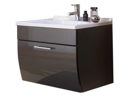 waschbeckenunterschrank 70 m bel ebay. Black Bedroom Furniture Sets. Home Design Ideas