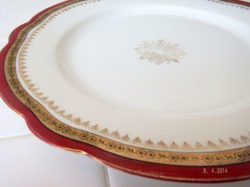Antique Mz Austria China Plates Hd Wallpapers Home Design