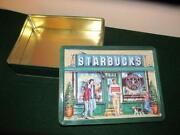 Starbucks Tin