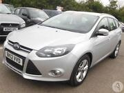 Ford Focus 1.6 Diesel Estate