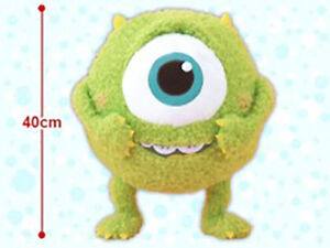 mike wazowski disney sega plush plushie 40cm soft toy chibi new