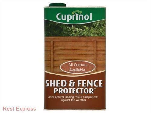 Cuprinol Fence Paint Ebay