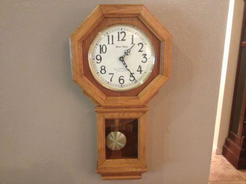Daniel Dakota Clock Ebay