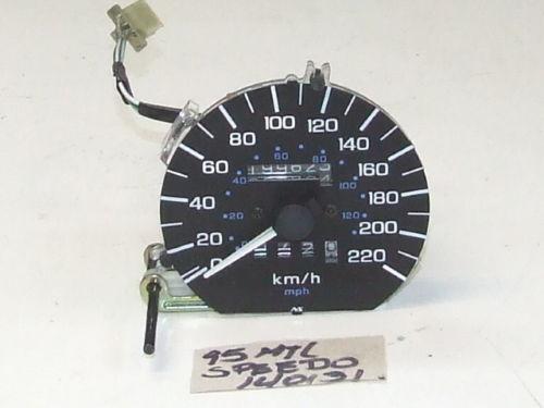 goldwing speedometer motorcycle parts