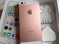 Iphone 5S unlocked Rose 16GB