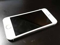 Apple iPhone 5s unlocked / white / gold NO OFFERS