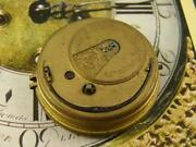 Fusee Pocket Watch
