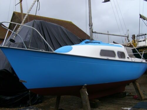 mirror offshore sailing boat in ipswich suffolk gumtree