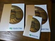Math U See Algebra