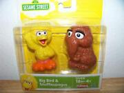 Sesame Street Figures
