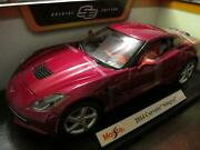 Diecast Model Cars Corvette 1:18