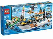 Lego Coast Guard