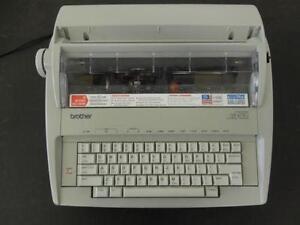 Brother Correctronic GX-6500 Electronic Typewriter