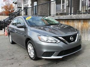 2017 Nissan Sentra S / 1.8L I4 / Auto / FWD **Great Commuter**