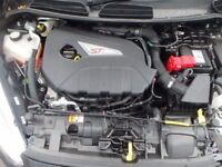 FORD FIESTA ST COMPLETE ENGINE FITS 2013 TO 2016 OPEN TO ALL OFFERS