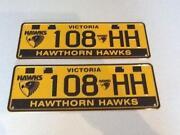 AFL Number Plates