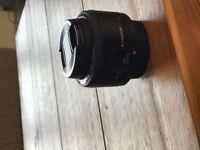Canon 50mm 1.8 & Yongnuo 35mm