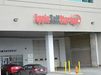 Apple Self Storage - $1 PER SQUARE FOOT SALE