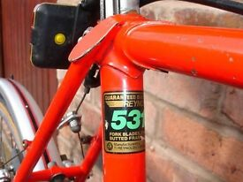 Orbit touring bike 531c FRAME 700c - Eclipse countryman reynolds 531