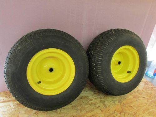 John Deere Wheels And Rims : John deere rear rims ebay