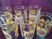 Vintage Ice Tea Glasses