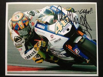 MotoGP autographed goods