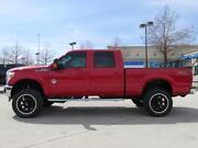 Lifted Diesel Truck