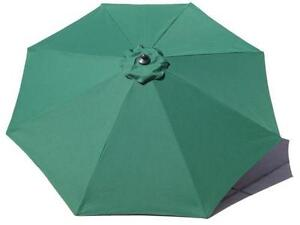 9 Ft Umbrella Replacement Canopy