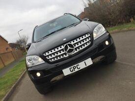 "Mercedes-Benz ML280 3.0TD CDI auto Sport "" LOW MILEAGE"" 12 Mnths MOT"""