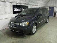 2014 CHRYSLER TOWN & COUNTRY TOURING   FAMILY VAN ON A BUDGET 