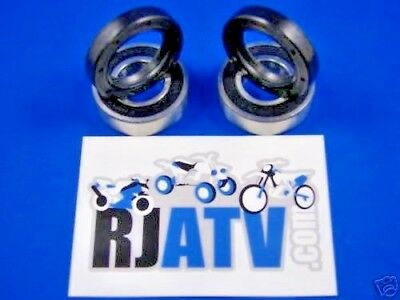 Yamaha YTM225 Tri-Moto 1983-1986 Front Wheel Bearings And Seals