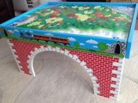 Thomas and Friends Train children's desk/table in good condition