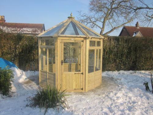 octagonal greenhouse ebay