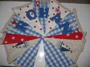 Personalised Baby Bunting