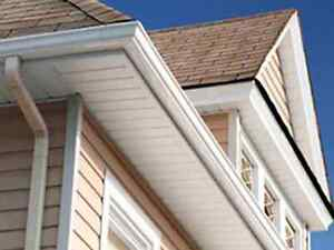 From eavestroughs purchase to installation, we have you covered.