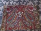 Pottery Barn Paisley Placemats