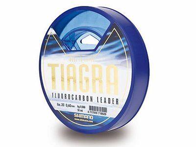 Shimano Ocea Leader EX Fluoro 60lb 50m 0,713mm Fluorocarbon Vorfach Big Game