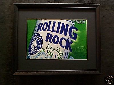 ROLLING ROCK   BEER SIGN   #30