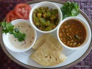 Home made North Indian pure vegetarian tiffin service Mentone Kingston Area Preview