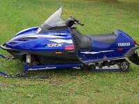 1998 Yamaha SRX 600 Triple for sale!!