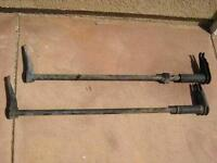 1984-85 Nissan 720 Truck Torsion Bars