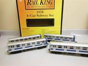 Railking Train Set